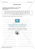 Deutsch, Lesen, Schriftspracherwerb, Wortfeld sehen, schreibtraining, silben zusammensetzen