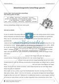 Abwechslungsreiche Satzanfänge für eine Erlebniserzählung formulieren: Kompetenzstufe A Preview 1