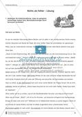 Abwechslungsreiche Satzanfänge für eine Erlebniserzählung formulieren: Kompetenzstufe C Preview 3