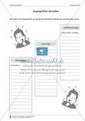 Die Äußerung von Angstgefühlen beschreiben: Kompetenzstufe C Preview 1