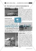 Wer macht was im modernen Containerhafen? Preview 1