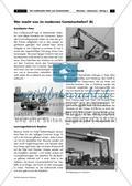 Wer macht was im modernen Containerhafen? Preview 2
