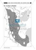 Naturraum + Wirtschaft der Alpen: Topographie + Bedeutung als Verkehrs- und Transitraum Europas Preview 2