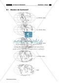 Endogene Dynamik der Erde: Kontinentalverschiebung nach A. Wegener + Gliederung der Erdkruste + Theorie der Plattentektonik Preview 1