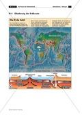 Endogene Dynamik der Erde: Kontinentalverschiebung nach A. Wegener + Gliederung der Erdkruste + Theorie der Plattentektonik Preview 4