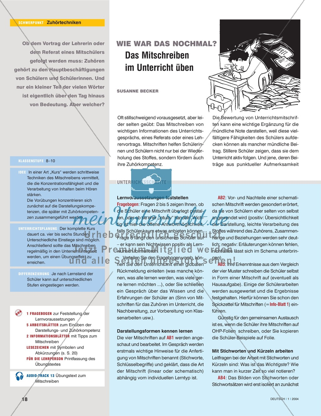 Wunderbar Schüler Informationsblatt Vorlage Bilder - Beispiel ...