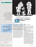 Deutsch, Didaktik, Sprache, Aufbau von Kompetenzen, Kommunikation, Sprachbewusstsein, Hörkompetenz, Zuhören, Kommunikationsmodelle, Streitschlichten