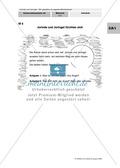 Deutsch, Literatur, Sprache, Fiktionale Texte, Umgang mit fiktionalen Texten, Rechtschreibung und Zeichensetzung, Sprachbewusstsein, Epik, Analyse fiktionaler Texte, Gattungen, Richtig Schreiben, Märchen, Jorinde und Joringel, Ängste beschreiben