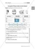 Richtig Schreiben: Unterscheidung von s, ss und ß + Merkregeln + Übungen Preview 4