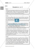 Richtig Schreiben: Aufgaben + Texte zur Übung von s,ss und ß Preview 2