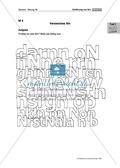 Einführung des Buchstaben N/n: Rätsel, Puzzle und Würflespiel zum Erkennen des Buchstaben N/n Thumbnail 1