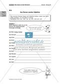 Die Wortarten: Nomen - Schreibweise + Rechtschreibregeln Preview 5