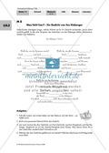 Sommerlyrik: Drei Sommergedichte aus drei Jahrhunderten - Anwendung von Lyrikkenntnissen zu Reim + Rhythmus Preview 4