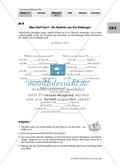Sommerlyrik: Drei Sommergedichte aus drei Jahrhunderten - Anwendung von Lyrikkenntnissen zu Reim + Rhythmus Preview 5