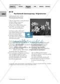 Sommerlyrik: Drei Sommergedichte aus drei Jahrhunderten - Anwendung von Lyrikkenntnissen zu Reim + Rhythmus Preview 6