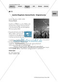 Sommerlyrik: Drei Sommergedichte aus drei Jahrhunderten - Anwendung von Lyrikkenntnissen zu Reim + Rhythmus Preview 7