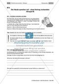 Körpersprache: Die Bedeutung der Gestik für die Kommunikation anhand eines Vortrags und eines Rollenspiels erkennen Thumbnail 1