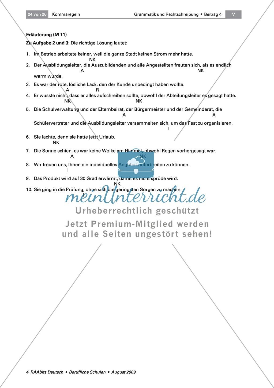 Großzügig Zeichensetzung Praxis Arbeitsblatt Zeitgenössisch - Super ...