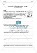 Körpersprache, Atmung und Artikulation: Ein Referat halten und bewerten Preview 1