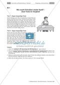 Satzgefüge und Konjunktionen: Texte interessanter gestalten lernen Preview 1