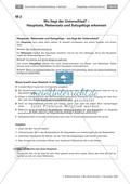 Satzgefüge und Konjunktionen: Texte interessanter gestalten lernen Preview 3