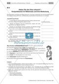 Satzgefüge und Konjunktionen: Verbindungen, Beziehungen und Bedeutung erkennen lernen Preview 3
