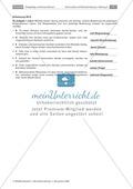 Satzgefüge und Konjunktionen: Verbindungen, Beziehungen und Bedeutung erkennen lernen Preview 4