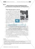 Satzgefüge und Konjunktionen: Konjunktionen und Präpositionen richtig einsetzen Preview 3