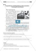 Satzgefüge und Konjunktionen: Lernerfolgskontrolle - Kreuzworträtsel, Klausurvorschlag Preview 3