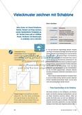 Mathematik, Geometrie, Raum & Form, geometrische Figuren, zeichnen, vielecke