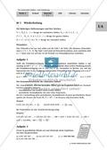 Mathematik, Zahlen & Operationen, irrationale Zahlen, wahrscheinlichkeit