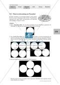 Die Kugel: Aufgaben zur Berechnung der Flächeninhalts kreisrunder Flächen und des Volumens der Kugel am Beispiel von Verpackungsproblemen Preview 1