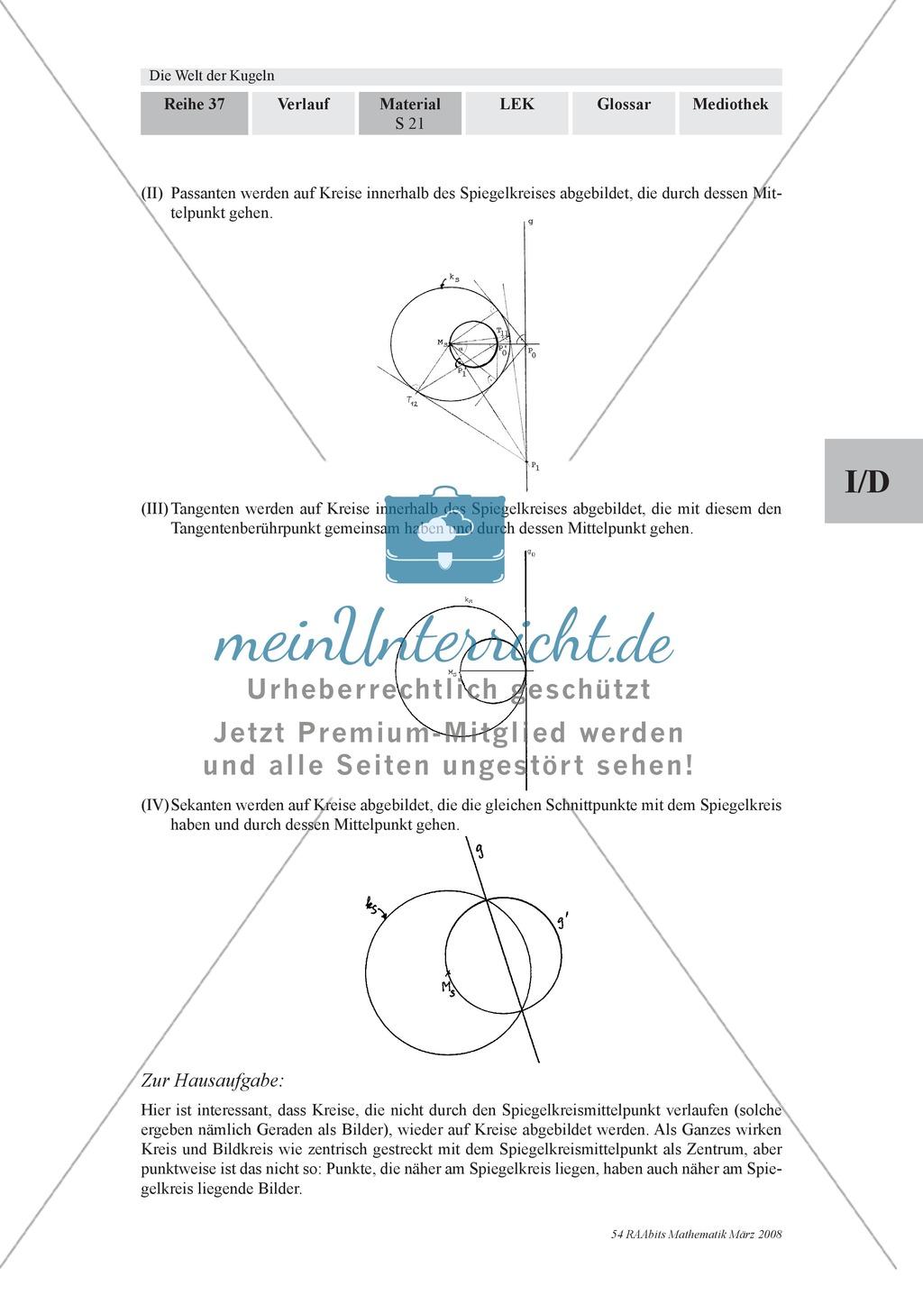 Groß Tangente Zu Einem Kreis Arbeitsblatt Galerie - Super Lehrer ...
