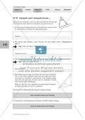 Die Kugel: Aufgaben zur Berechnung des Verhältnisses zwischen Kugel und Körpern mit viereckiger Grundfläche Preview 2