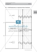 Mathematik, Funktion, funktionaler Zusammenhang, Geometrie, Raum & Form, trigonometrische Funktion, Sinus, Cosinus, Graphen