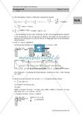 Das bestimmte Integral: Aufgaben zur Anwendung des Integralrechnung in der Physik, Natur und Technik Preview 7