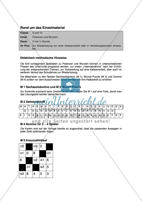 Tolle Quadratwurzel Puzzle Arbeitsblatt Bilder - Mathe Arbeitsblatt ...