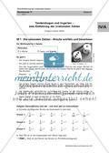 Tandembogen und Irrgarten – eine Einführung der irrationalen Zahlen Preview 1