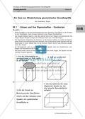 Mathematisches Lernspiel: Quiz zur Wiederholung geometrischer Grundbegriffe Preview 1