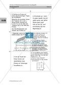 Mathematisches Lernspiel: Quiz zur Wiederholung geometrischer Grundbegriffe Preview 2