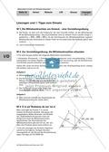 Mittelsenkrechten und Umkreis im Dreieck: Einführung, Defintion und Aufgaben Preview 10