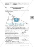 Mathematik, Winkel, Geometrie, Winkelsumme, geometrische Figuren
