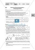Mathematik, Daten, Zufall & Wahrscheinlichkeit, funktionaler Zusammenhang, Stochastik, Gleichungssysteme, lineare Gleichungssysteme, Hypothesentest, Matrix, alltag