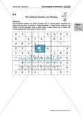 Mathematik, Zahlen & Operationen, Arithmetik, Algebra, Sodoku, knobeln