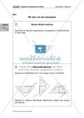 Mathematik, Geometrie, Winkel, rechter Winkel, Geodreieck, geometrische Figuren