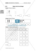 Mathematik, Zahlen & Operationen, verdoppeln, Arithmetik