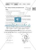 Heron-Verfahren / Beweis von Euklid / Irrationalen Zahlen auf dem Zahlenstrahl / Rechnen mit Quadratwurzeln Preview 4