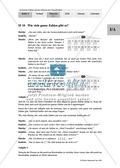 Unterrichtseinheit zum Einführen der irrationalen Zahlen und der Wurzeln. Mit Infomaterial, Aufgaben mit Lösungen und Erläuterungen und abschließendem Test/Lernerfolgskontrolle. Preview 10