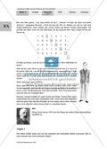 Unterrichtseinheit zum Einführen der irrationalen Zahlen und der Wurzeln. Mit Infomaterial, Aufgaben mit Lösungen und Erläuterungen und abschließendem Test/Lernerfolgskontrolle. Preview 13