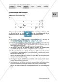Unterrichtseinheit zum Einführen der irrationalen Zahlen und der Wurzeln. Mit Infomaterial, Aufgaben mit Lösungen und Erläuterungen und abschließendem Test/Lernerfolgskontrolle. Preview 14